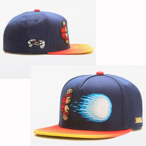 Retro Fighter Gaming Snapback