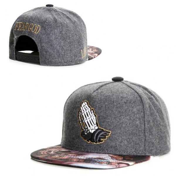 Fear God Last Supper Bill Collector's Snapback