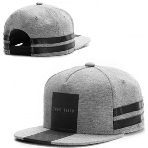 Tres Slick Fashion Moda Snapback