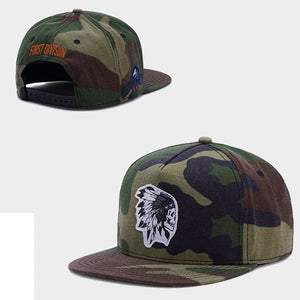 First Division Native Camo Snapback