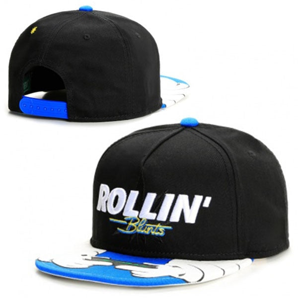 Rollin' Blunts Collector's Snapback