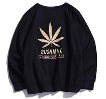 Load image into Gallery viewer, Bushmill Self-Discovery Premium Leaf Sweatshirt