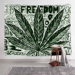 Freedom Leaf Tapestry