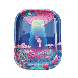 Hyper-lift Collectible Heavy Tin Tray