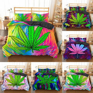Juicy Leaf Bed Set Collection