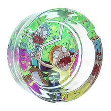 Load image into Gallery viewer, Rick and Morty Ashtray Collection