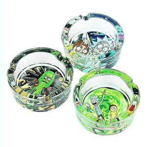 Rick and Morty Ashtray Collection