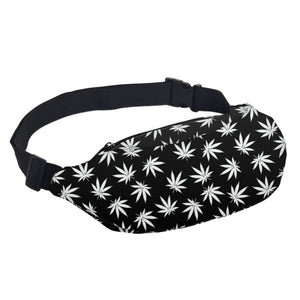 Waist Light Leaf Bag