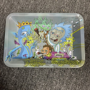 Morphed World Collector's Tray
