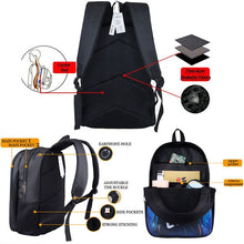 Load image into Gallery viewer, Smokie Freedom Leaf Exclusive Back-to-School Backpack