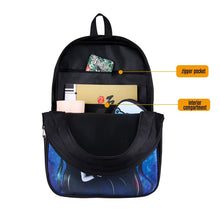Load image into Gallery viewer, Smokie Tantric Leaf Exclusive Back-to-School Backpack