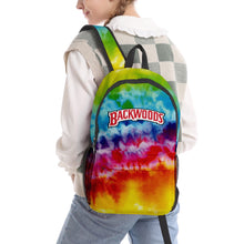 Load image into Gallery viewer, Tie-Dye Backwoods Clouds Exclusive Backpack