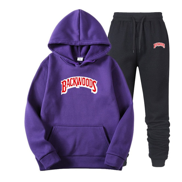 Backwoods Fall Fleece Set