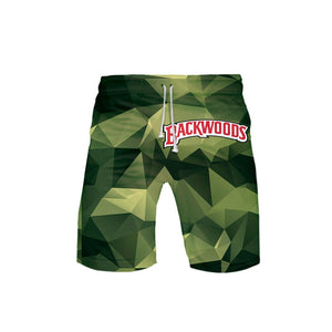 Backwoods Fresh Diamond Board Shorts