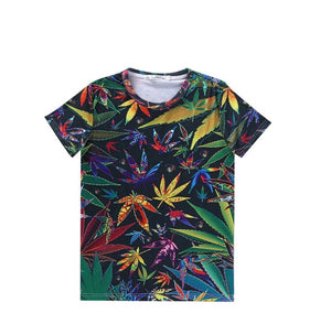 Tropical Leaf Tshirt