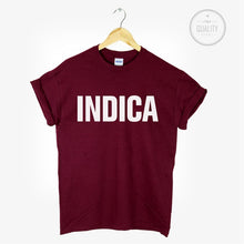 Load image into Gallery viewer, INDICA T SHIRT More Sizes and Colors