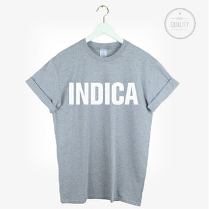 INDICA T SHIRT More Sizes and Colors