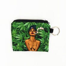 Load image into Gallery viewer, Kush Bae Keychain Purse