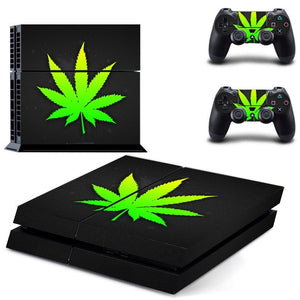 PS4 Skin Vinyl Decal Sticker Console+2Pcs Controller Gamepad Stickers (Many options for you to choose from)