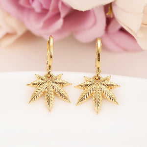 24K Gold Plated Earrings