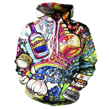 Load image into Gallery viewer, Re-Release Exclusive Boomers and Bongs Make the World Go Along Hoodie