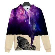 Load image into Gallery viewer, Purple Clouds Hoodie