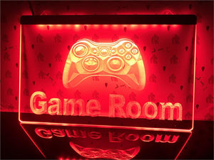 Game Room Low Energy Night Illumination