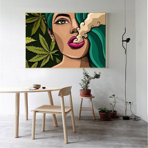 Unframed Canvas Print