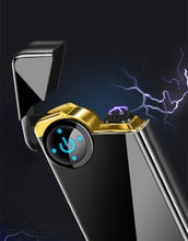 Load image into Gallery viewer, New Double Arc Plasma Windproof Lighter
