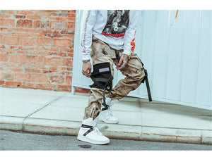 Khaki Stash Pants