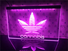 Load image into Gallery viewer, Cannabis Low-Energy Night Illumination