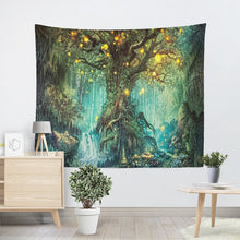 Load image into Gallery viewer, Tree of Life Tapestry