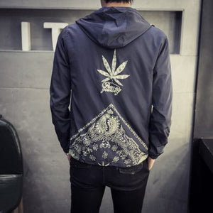 West Coast Peace Fall Jacket