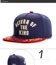 Load image into Gallery viewer, Return of the King Lion of Judah Collector's Snapback