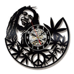 LP Vinyl Series One Love Marley Wall Clock