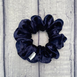 Navy Velvet Fun-chies by Gracie