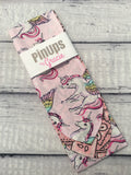 Dreamy Pink Unicorn Pegasus