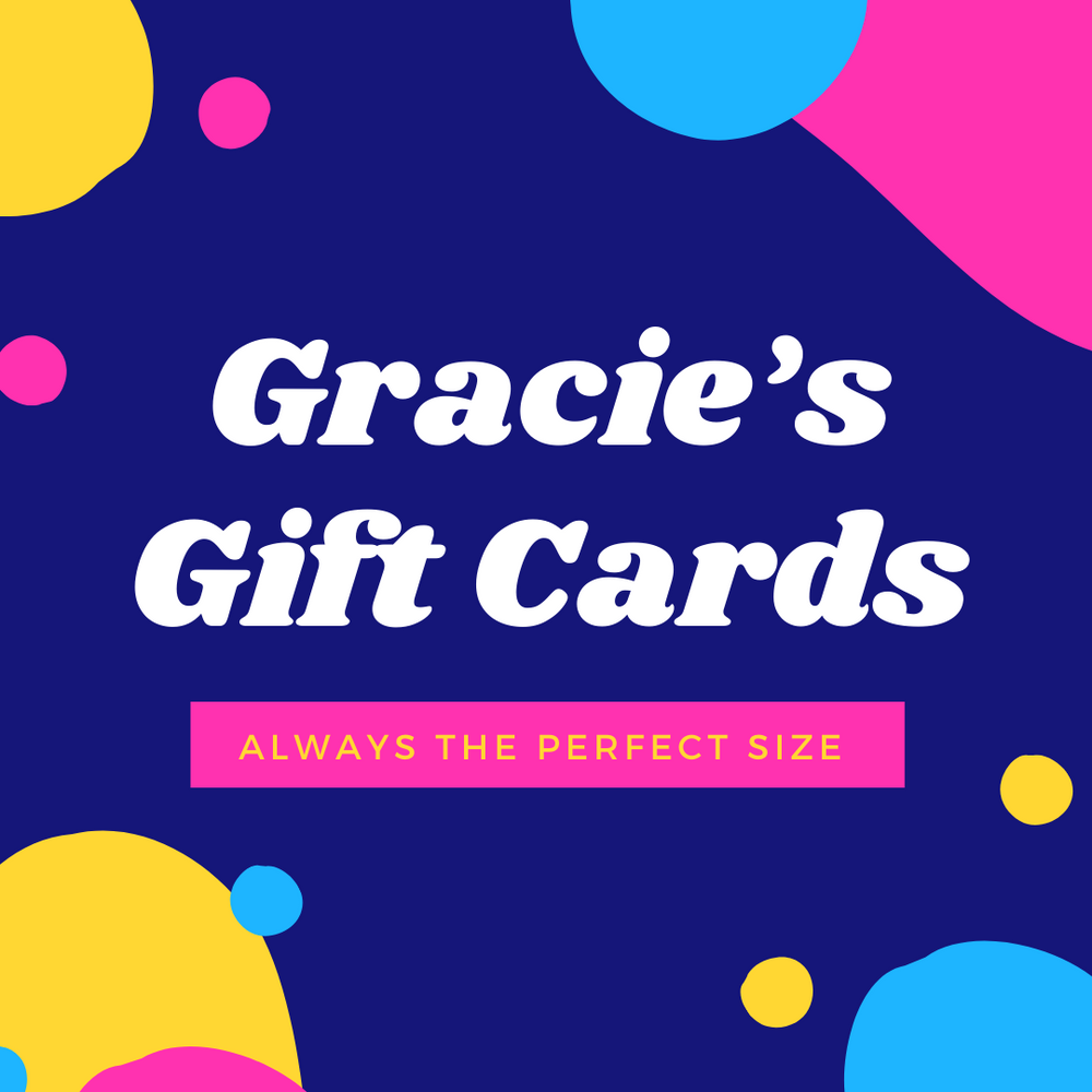 Gracie's Gift Cards