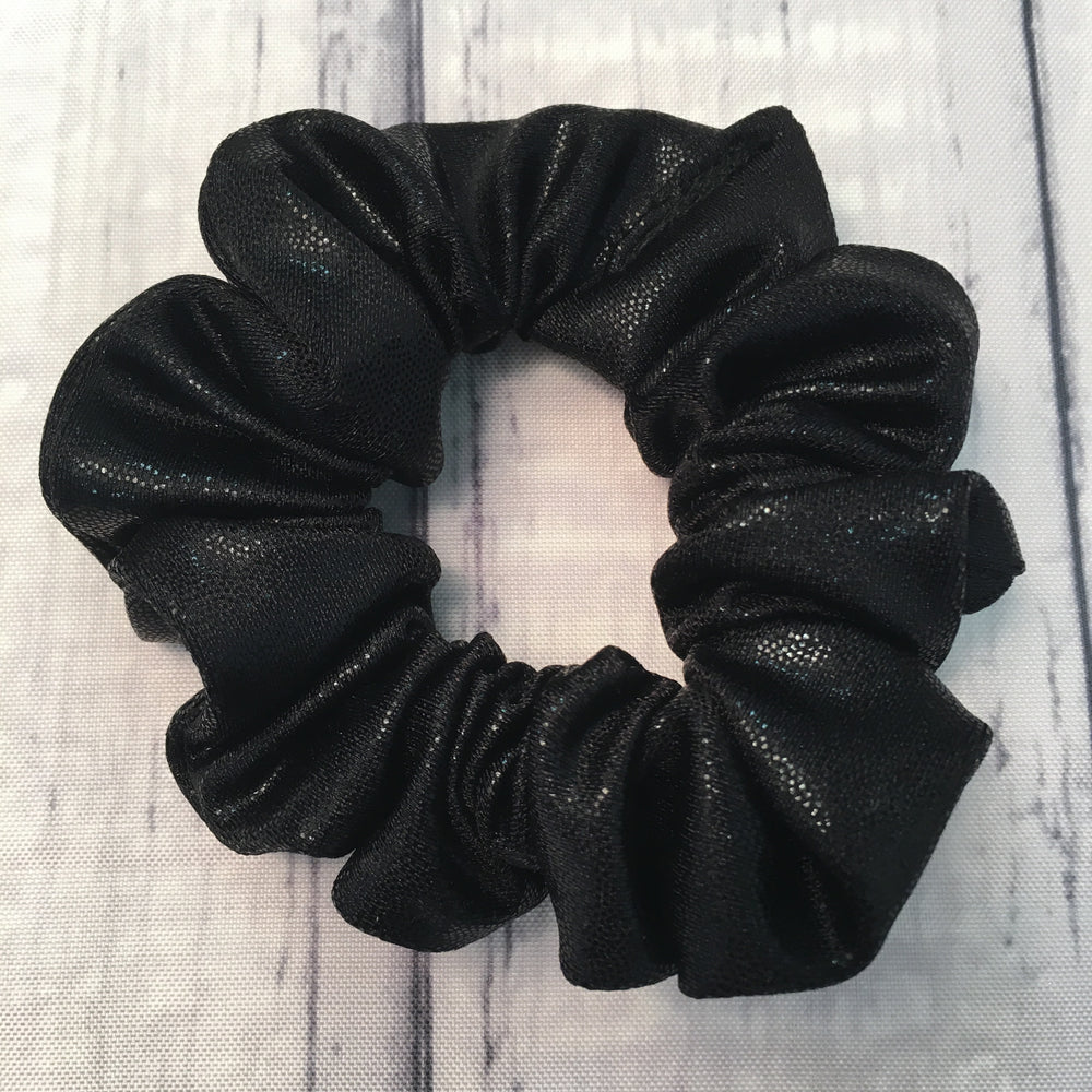 Black Metallic Fun-chies by Gracie