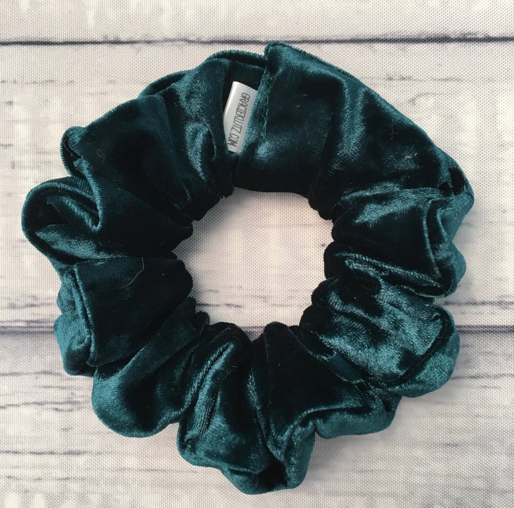 Emerald Velvet Fun-chies by Gracie
