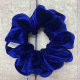 Sapphire Velvet Fun-chies by Gracie