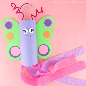 Insect Windsock Crafts