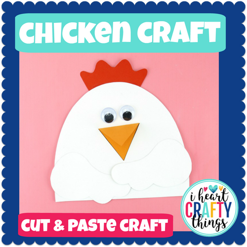 Chicken Animal Craft