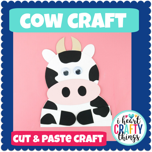 Cow Animal Craft