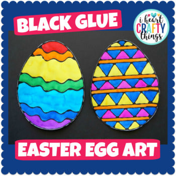Easter Egg Art Project