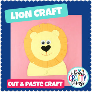 Lion Animal Craft