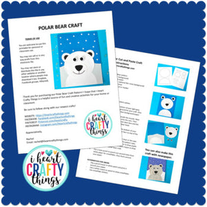 Polar Bear Craft Activity