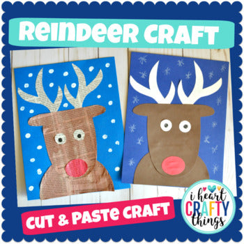 Christmas Reindeer Craft