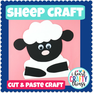 Sheep Animal Craft