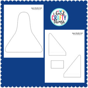 Space Shuttle Craft Activity